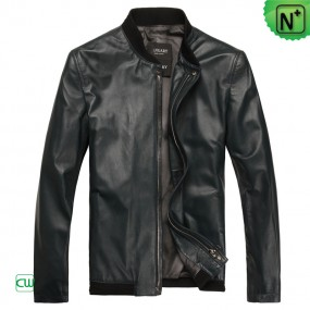 Men's Slim Leather Jackets CW812217