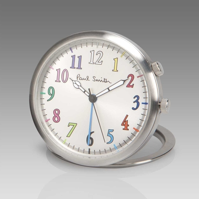 Paul Smith Travel Clock | Travel Alarm Clock