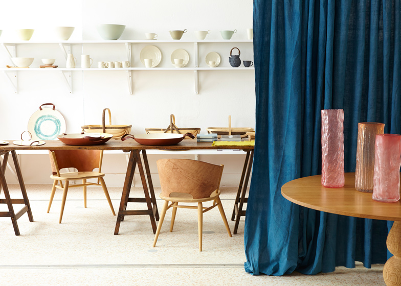 The New Craftsmen opens its first permanent space in London's Mayfair