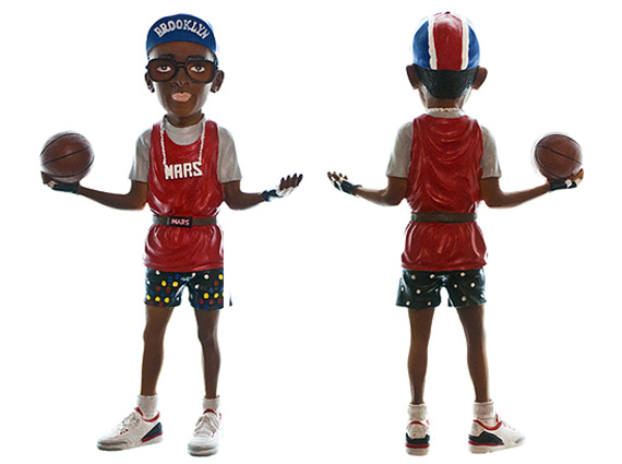 Spike Lee 'Mars Blackmon' Toy By Uncle York | SneakerNews.com