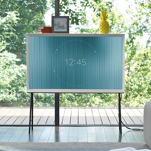 Exclusive movie: Bouroullec brothers design their first TV