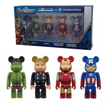 MEDICOM TOY OFFICIAL BLOG » Blog Archive » THE AVENGERS ASSEMBLE SET/6月30日(土)より