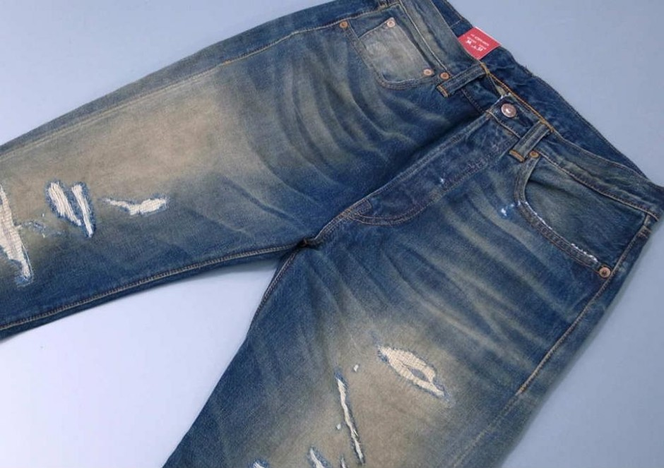 LEVI'S VINTAGE CLOTHING 1947年 アルバラード デニム 47501-0071 - SOTA JAPAN ONLINE SHOP
