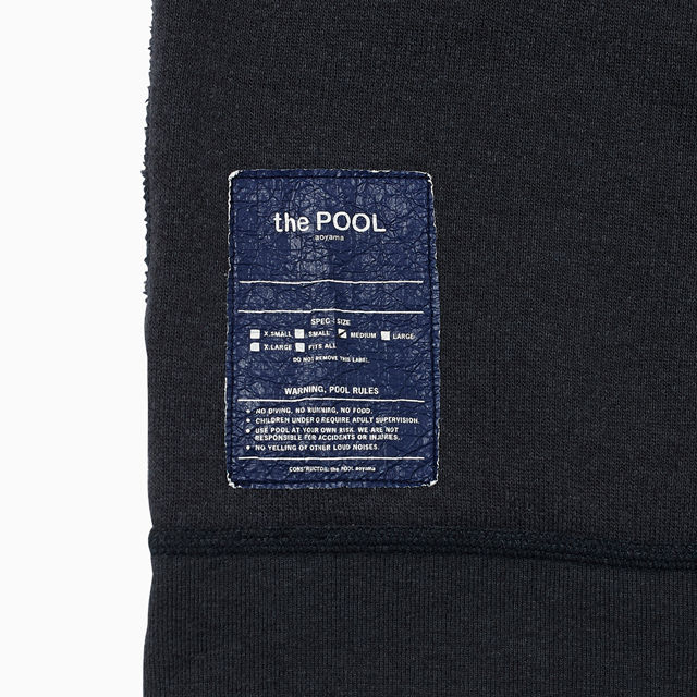 TAGGING POOL SWEAT PULL OVER|the POOL aoyama