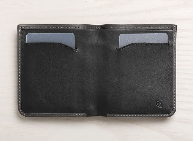 High Line - Slim Leather Wallets by Bellroy