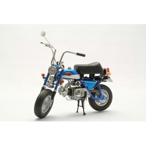 Amazon.co.jp: EBBRO 1/10 Honda Monkey Z50Z BLUE: ホビー