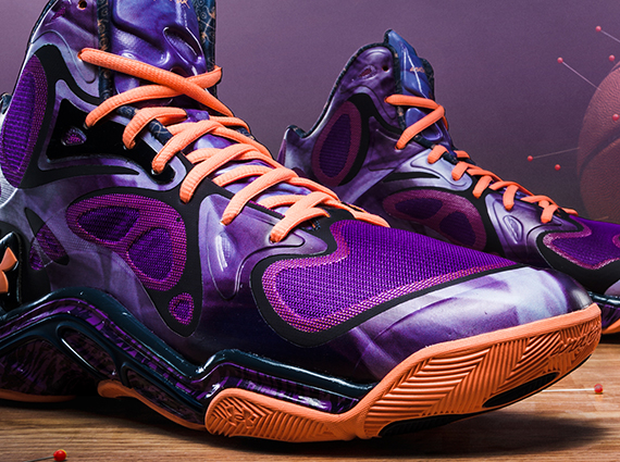 "Under Armour UA Anatomix Spawn ""Purple Voodoo"" for NBA All-Star - SneakerNews.com"
