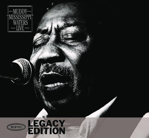 MUDDY WATERS (マディ・ウォーターズ) (LP) MUDDY MISSISSIPPI WATERS LIVE