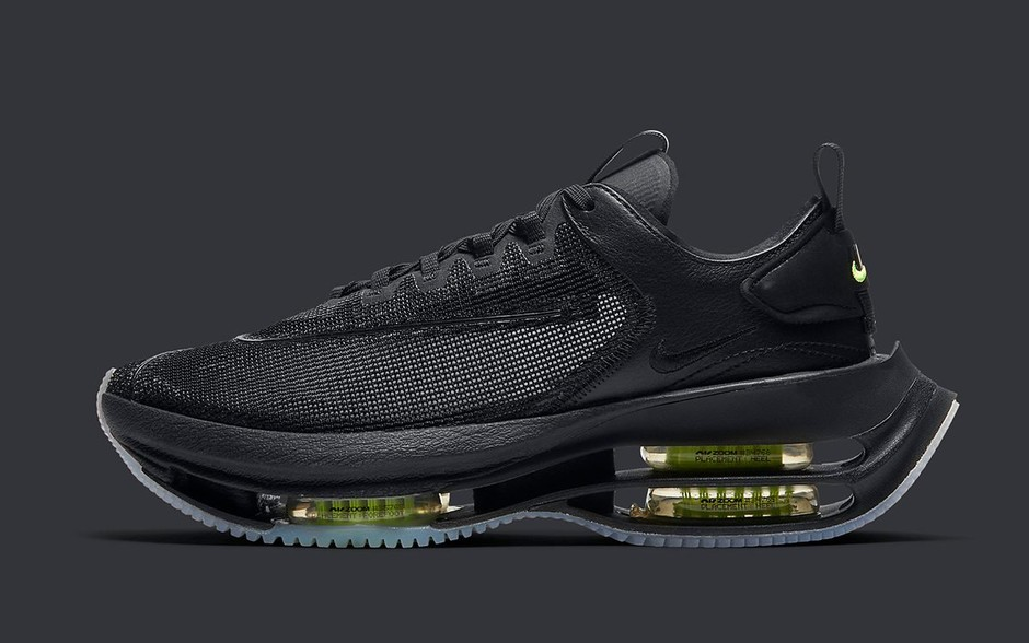 """Nike Zoom Double Stacked """"Black Volt"""" Debuts on July 2nd - HOUSE OF HEAT 