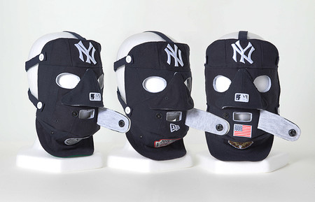 Yankees Extreme Cold Weather Face Mask Unissued