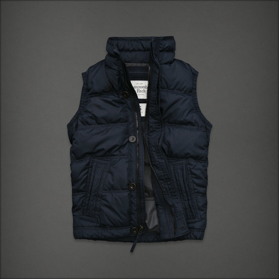 Abercrombie & Fitch - 公式サイトで購入する - Mens - Outerwear - Mountain Pond
