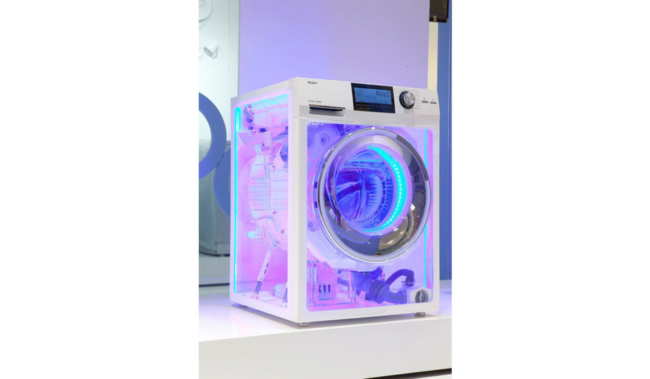 Haier's Transparent Washing Machine Is Already The Best Vapourware Of 2013 | Gizmodo Australia