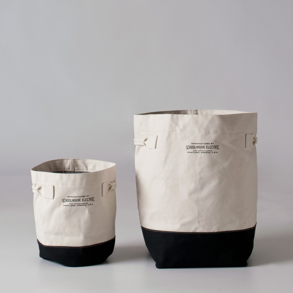 Schoolhouse Canvas Organizer - Totes & Luggage - Domestic Utility - Home & Office