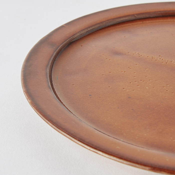 Lee Young Jae | Bread Plate, Plate for Buttering Bread, Dinner Plate - QUICO