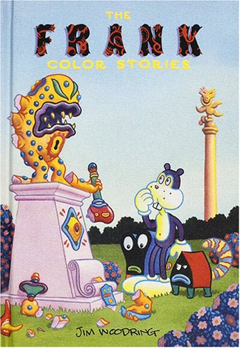 Amazon.co.jp: THE FRANK COLOR STORIES: JIM WOODRING: 本