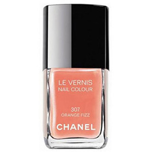 CHANEL NAIL POLISH NO. 307 ORANGE FIZZ | eBay