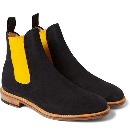 Mark McNairySuede Chelsea Boots|MR PORTER