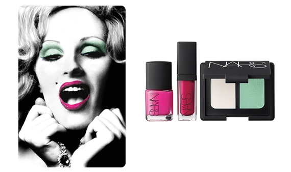 Slideshow: The Andy Warhol Collection for NARS Cosmetics | Artinfo