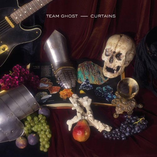 Amazon.com: Curtains - EP: Team Ghost: Official Music