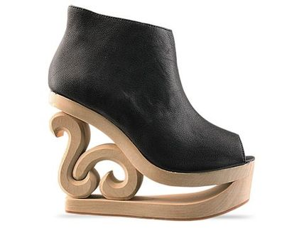 Running With Heels » JEFFREY CAMPBELL: Skate Wedge