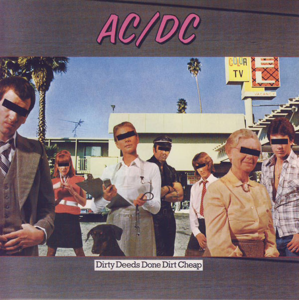 Images for AC/DC - Dirty Deeds Done Dirt Cheap