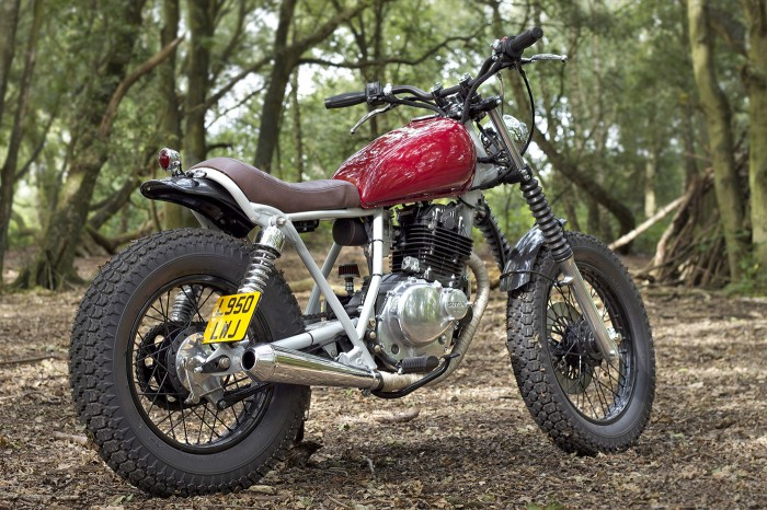 Inglorious MC GN250 - the Bike Shed