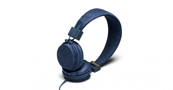 Plattan Denim Headphones - Urbanears