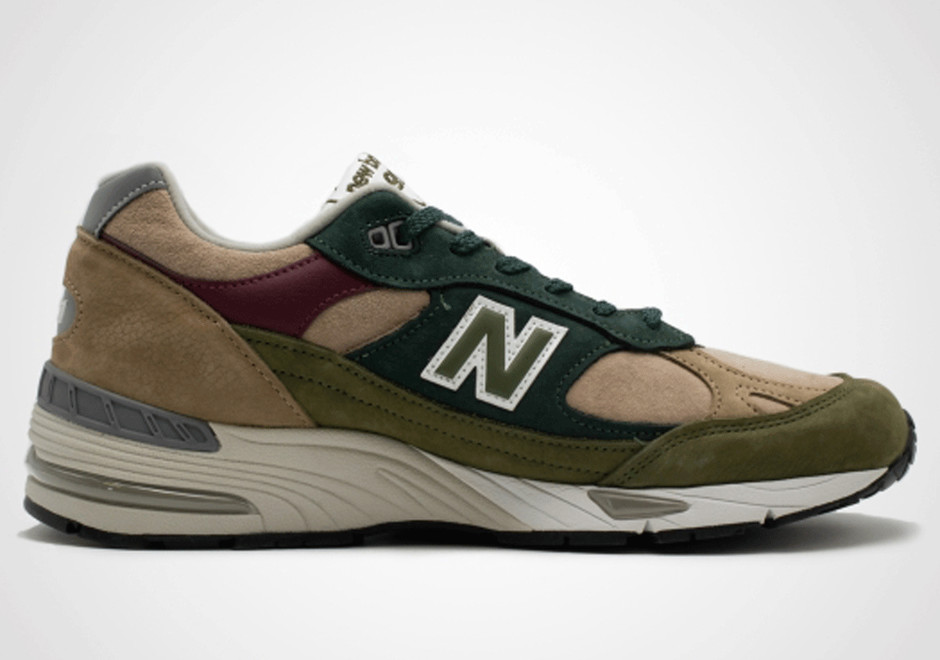 New Balance 991 Made In UK Suede Capsule Launch | SneakerNews.com