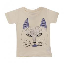 HONEY TEE / CAT (90cm) | online store amabro