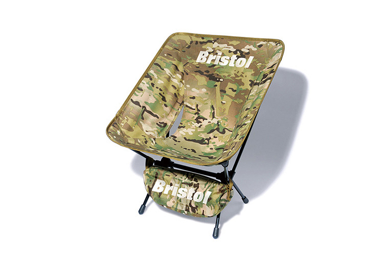 F.C.Real Bristol | PRODUCT | HELINOX CAMOUFLAGE FOLDING CHAIR