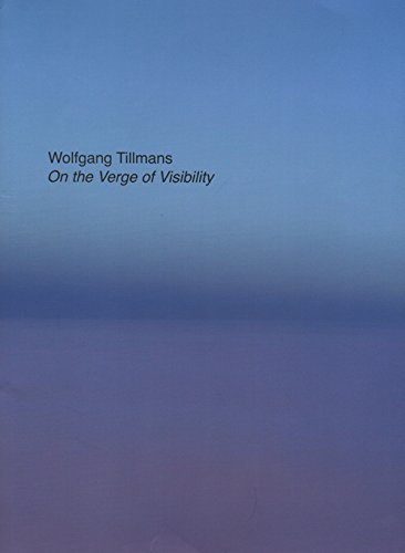 Wolfgang Tillmans: On the Verge of Visibility - Satellite / サテライト