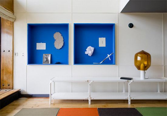 ronan & erwan bouroullec: apartment 50 at radiant city