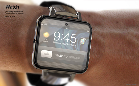 Introducing The iWatch 2 Concept, Now With FaceTime Camera, Wi-Fi, Bluetooth & More [IMAGES]   Redmond Pie