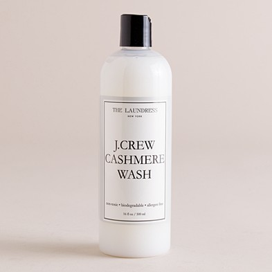 Men's J.Crew cashmere - sweaters - The Laundress New York® for J.Crew cashmere wash - J.Crew