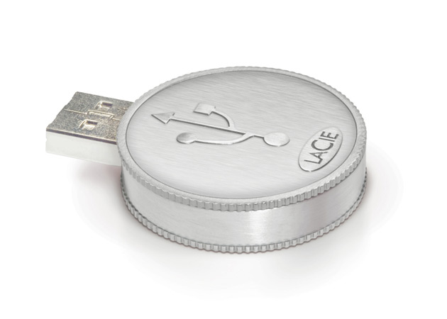 Fancy - LaCie CurrenKey USB Drive 16GB