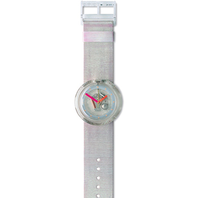 Swatch Shining - Watch - PWK191 | Squiggly Swatch Watches and Straps