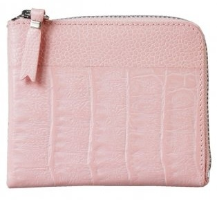 moodboard: Wish List: Comme des Garcons Pink Reptile Wallet