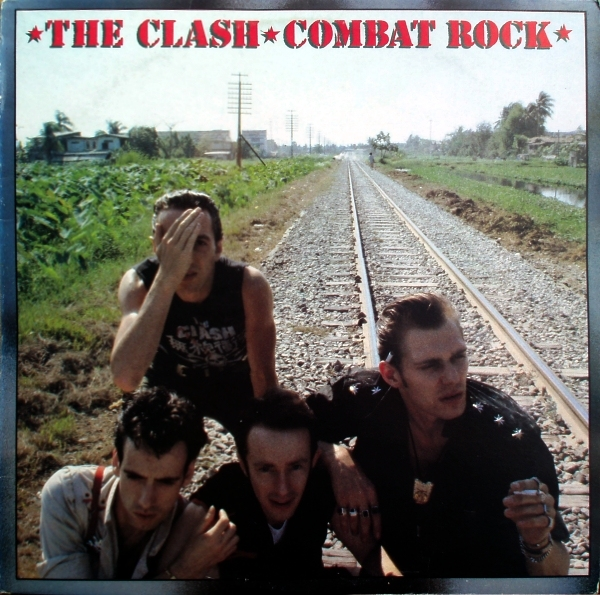 Images for Clash, The - Combat Rock