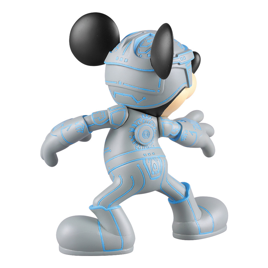 MEDICOM TOY - VCD MICKEY MOUSE(TRON ver.)