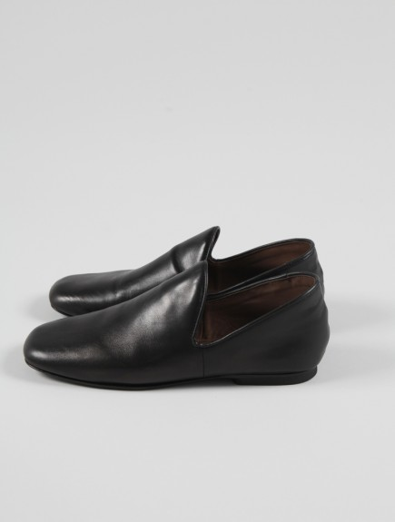 Christophe Lemaire Leather Loafer