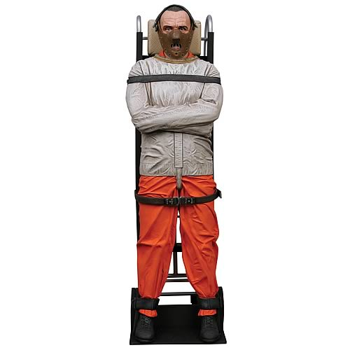 Silence of the Lambs Hannibal 18-Inch Talking Action Figure - NECA - Silence of the Lambs - Action Figures at Entertainment Earth