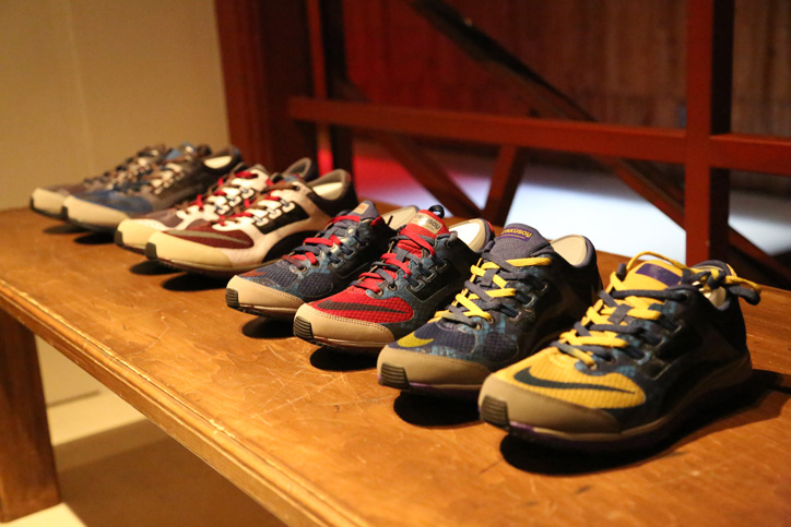 NIKE x UNDERCOVER GYAKUSOU INTERNATIONAL RUNNING ASSOCIATIONがSPRING 2014 COLLECTIONを発表 - sneaker resource