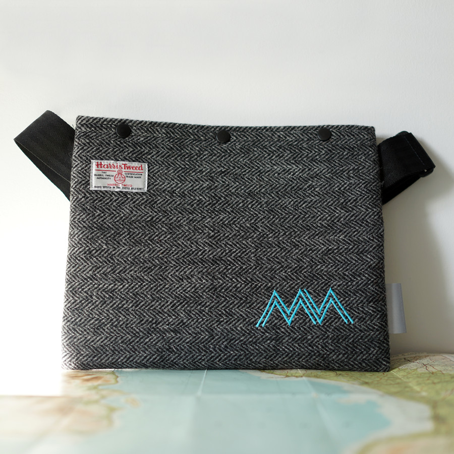LIMITED EDITION HARRIS TWEED MUSETTE / middleofnowhere