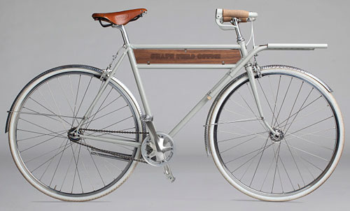Shape Field Bike | Design Milk