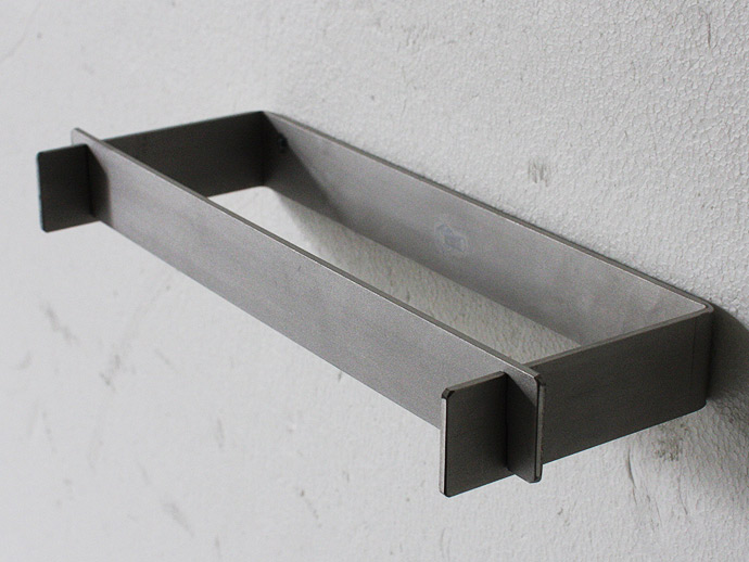 BOLTS HARDWARE STORE / Paper Holder - Double(ボルツ・ハードウェア・ストア ペーパーホルダー・シングル) - Eight Hundred Ships & Co.