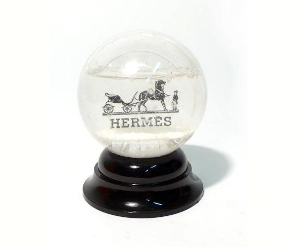 Hermes Snow Globe | AnOther | Loves