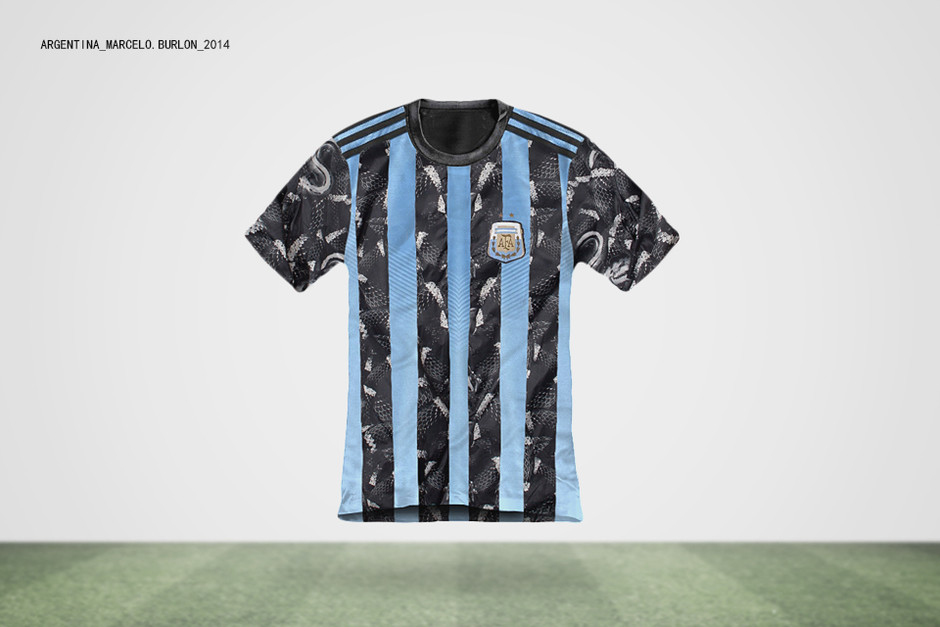 World Cup Jerseys Designed by Famous Fashion Designers • Highsnobiety