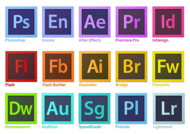 The Interactive Wall» Blog ArchiveFree Adobe CS6 Vector Icons for Download » The Interactive Wall