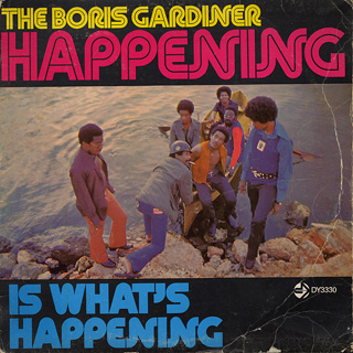 Boris Gardiner / Is What's Happening | (LP), Dynamic | 中古レコード通販 大阪 Root Down Records. Catalog