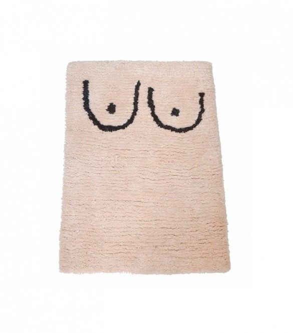 These Private Parts Rugs From Cold Picnic Will Make You Blush | MyDomaine.com